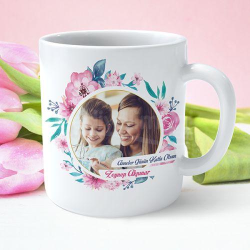 Anneler Günü Hediyesi Kupa Bardak