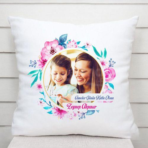 Anneler Günü Hediyesi Yastık