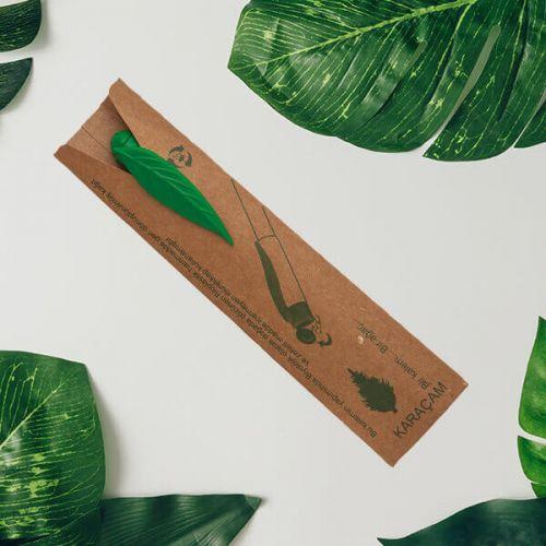Çevre Dostu Tohumlu Kalem Versatil Yeşil