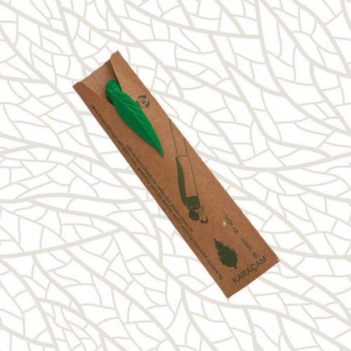 Çevre Dostu Tohumlu Tükenmez Kalem Yeşil