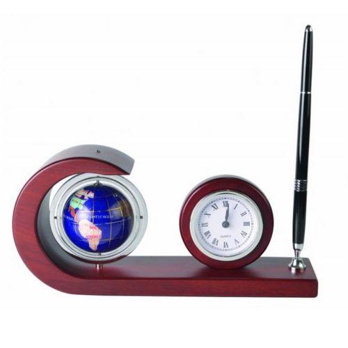 Dünya ve Kalemli Masa Saati