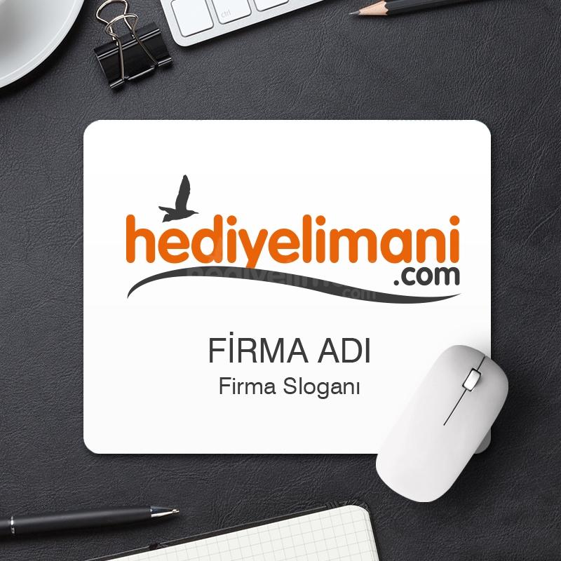 Firmalara Özel Logo Tasarımlı Mouse Pad