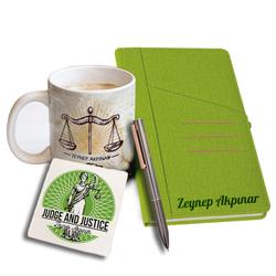 İsme Özel Avukata Ofis Hediyesi - Thumbnail