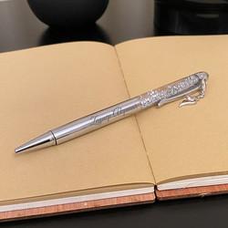 İsme Özel Sulu Simli Gümüş Kalem - Thumbnail