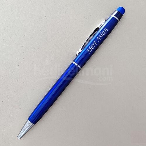 Kişiye Özel Dokunmatik Özellikli Tükenmez Kalem