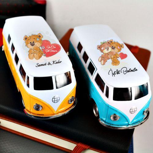 Kişiye Özel Tasarımlı İkili Vosvos Minibüs