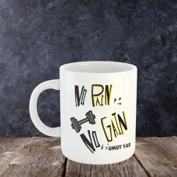 No Pain No Gain Kupa - Thumbnail