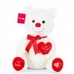 Sevgililer Günü Hediyesi Peluş Ayı - Thumbnail