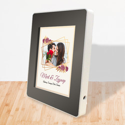 Sevgiliye Hediye Sihirli Led Ayna - Thumbnail