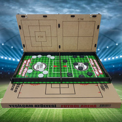 Slingpuck Şut ve Gol Masaüstü Oyunu - Thumbnail